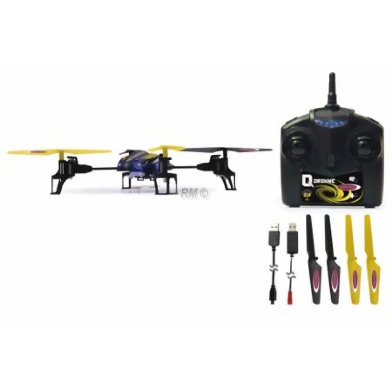 quadrocopter q drohne mit kompassfunktion kamera 89 95. Black Bedroom Furniture Sets. Home Design Ideas