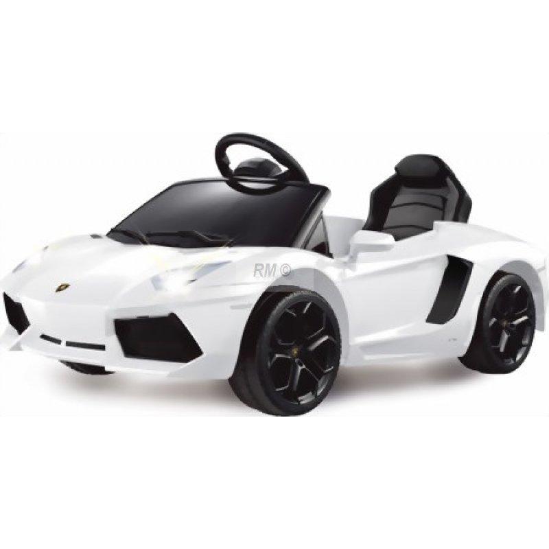 I Am A Rider Lamborghini Mp3 Download: Ride-on Lamborghini Aventador Weiß, 319,00