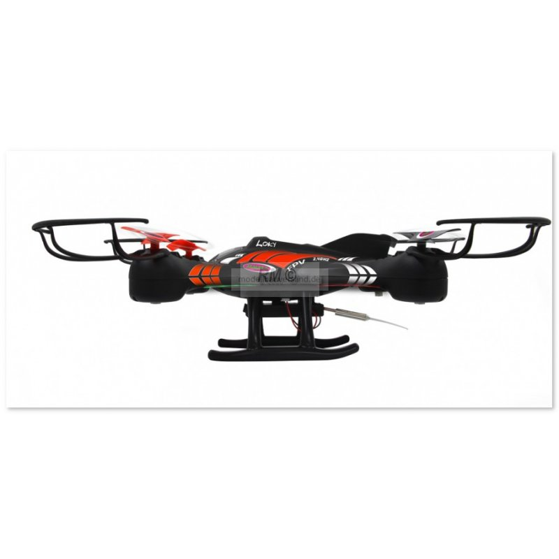 loky fpv ahp quadrocopter mit kamera 179 00. Black Bedroom Furniture Sets. Home Design Ideas