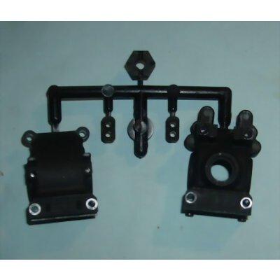 Getriebebox+Radmitnehmer 12mm CRT.5