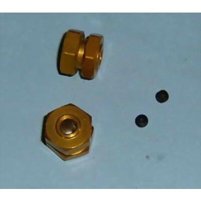 Radaufnahme A-U-LX-5 1 paar 17mm - Ersatz für 050231