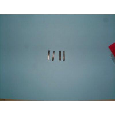 Bolzen Radaufnahme für Jamara UII-S-M-X1-X2-CRT-DM-LX1