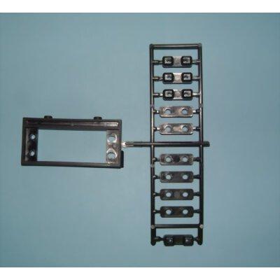 Servo Einbaurahmen X1-X2-LX1-HA-DM1 VE1