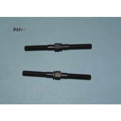 Spurstangen X1-X2-LX1-DM re/li-Gew 3x36