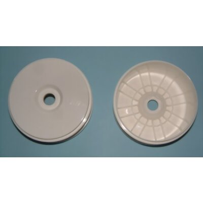 Felgen 1:8 Disc LX2 weiß