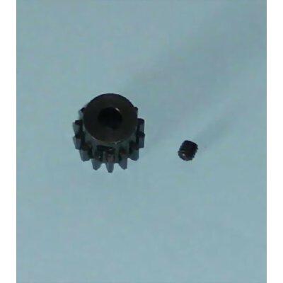 Motorritzel  14Z. M1,0  - 5mm  Welle