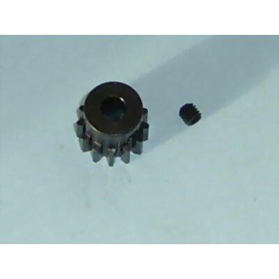 Motorritzel  17Z. M1,0  - 5mm  Welle