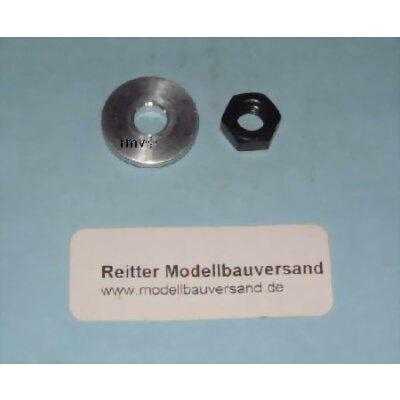Propellermutter & -scheibe Magnum XL 25/ -