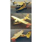 Wasserflugzeug Maxi Idro Bimotore *