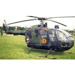 Rumpfbausatz BO 105 für Piccolo / Dragonfly4 / E-Spy