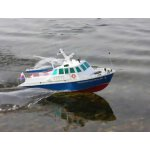 Modellboot Bausatz WSP 9 *