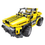 Teknotoys Active Bricks RC 2in1 Pickup Truck &...