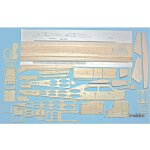 """ROBBE CHARTER CLASSIC LASER CUT HOLZBAUSATZ """"MADE IN..."""